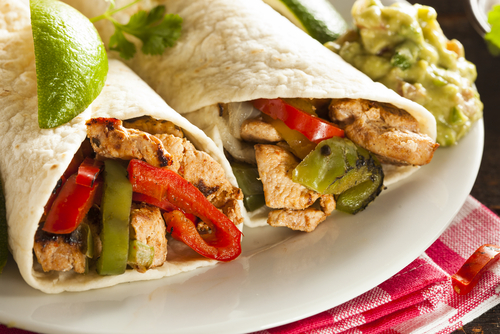Big are fajitas bad for you.