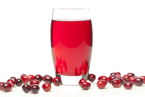 Big is cranberry juice bad for you