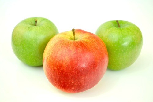 Big are apples bad for you
