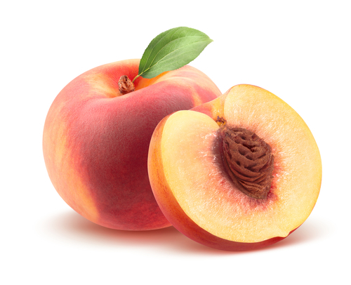 Big are peaches bad for you