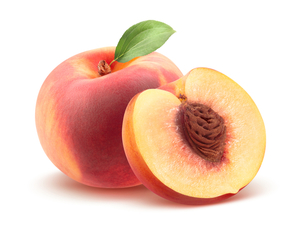 Thumb are peaches bad for you