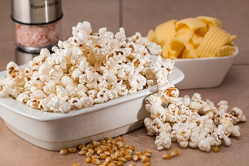 Big is popcorn bad for you.