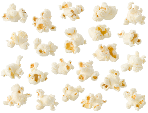 Big is popcorn bad for you