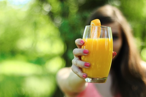 Big is orange juice bad for you.