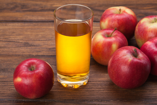 Big is apple juice bad for you
