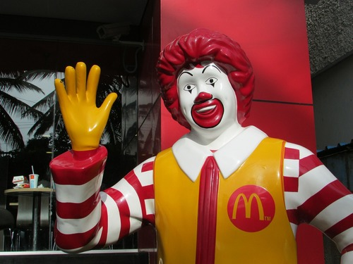 Big is mcdonalds bad for you 2