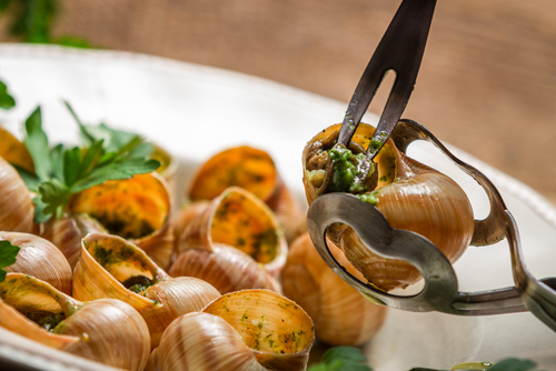 Big is escargot bad for you.
