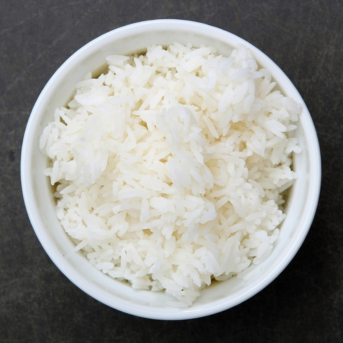 Big is white rice bad for you