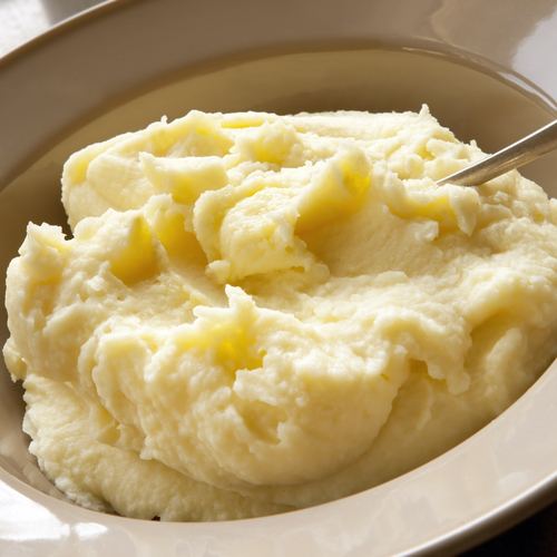 Big are mashed potatoes bad for you.