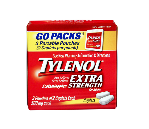 Big is tylenol bad for you