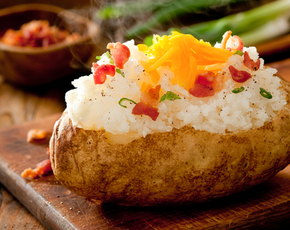 Thumb are baked potatoes bad for you.