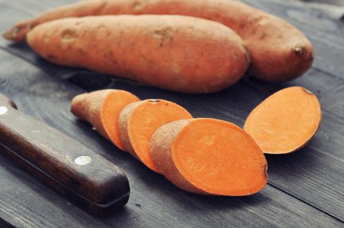 Grandi sono le patate dolci cattive per te.