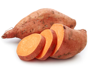 Thumb are sweet potatoes bad for you