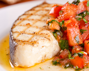 Thumb is halibut bad for you