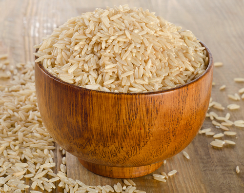 Big is brown rice bad for you