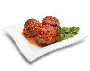 Thumb are meatballs bad for you