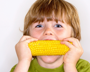 Thumb is sweet corn bad for you