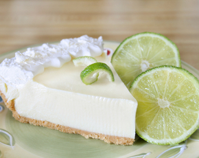 Thumb is key lime pie bad for you