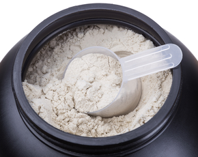 Thumb is protein powder bad for you