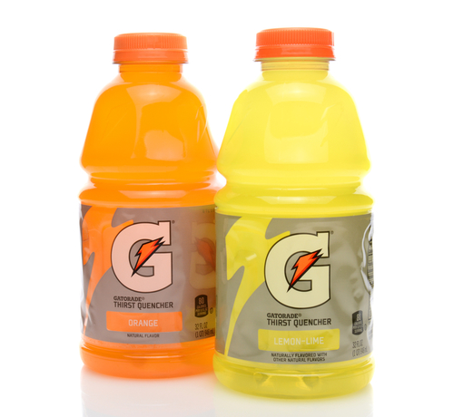 Big is gatorade bad for you