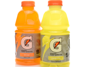 Thumb is gatorade bad for you