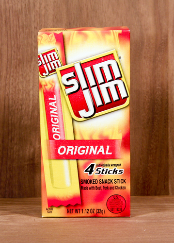 Big are slim jims bad for you