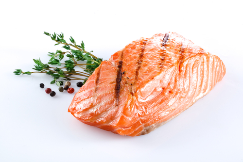 Big is salmon bad for you