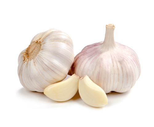 Big is garlic bad for you