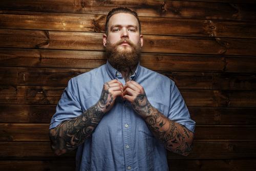 Big are tatoos bad for you
