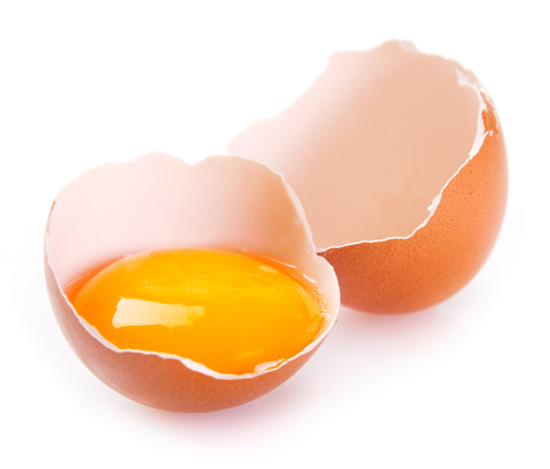 Big are raw eggs bad for you