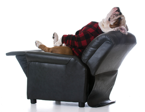 Big are recliners bad for you
