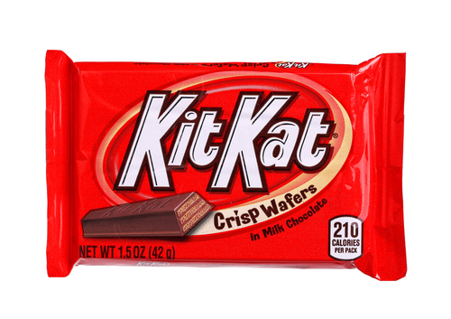 Big are kit kats bad for you