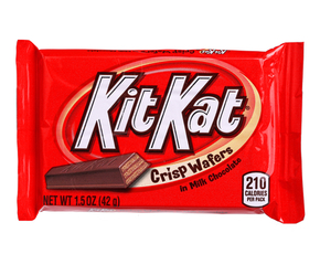 Thumb are kit kats bad for you
