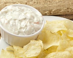 Thumb is french onion dip bad for you