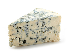 Thumb is blue cheese bad for you