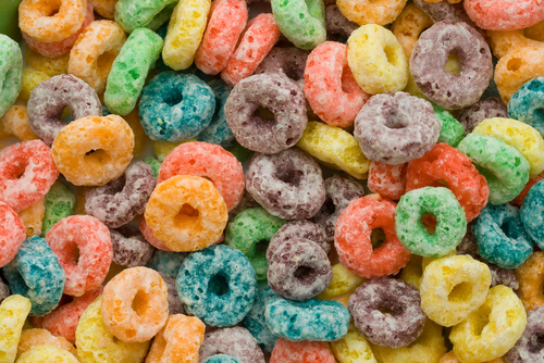 Big are froot loops bad for you