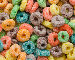 Thumb are froot loops bad for you