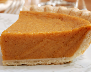 Thumb is pumpkin pie bad for you