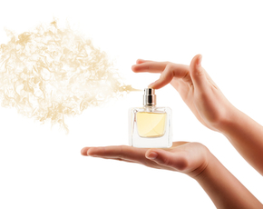 Thumb is perfume bad for you