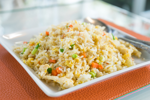 Big is fried rice bad for you