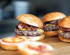 Thumb are hamburgers bad for you.