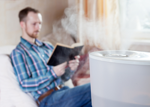 Big are humidifiers bad for you