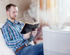 Thumb are humidifiers bad for you