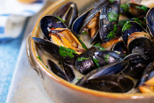 Big are mussels bad for you.