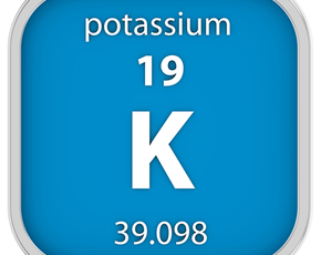 Thumb is potassium bad for you