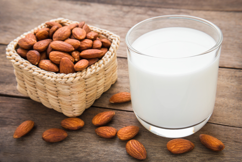 Big is almond milk bad for you