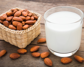 Thumb is almond milk bad for you