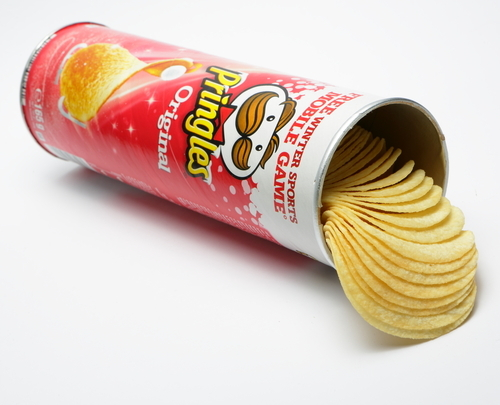Big are pringles bad for you