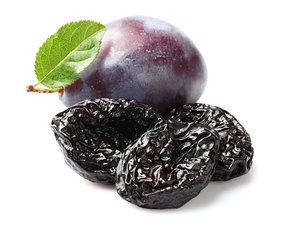 Thumb are prunes bad for you.