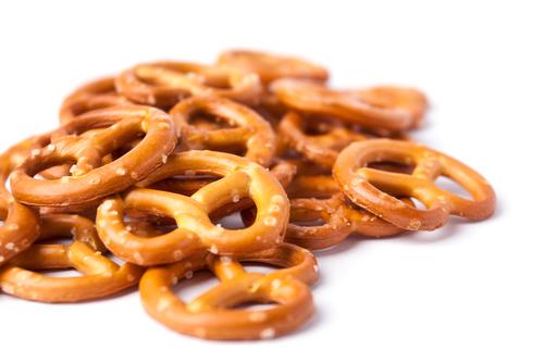 Big are pretzels bad for you